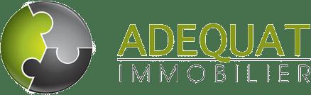 adequat immobilier logo