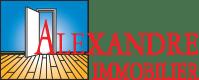 alexandre immobilier logo