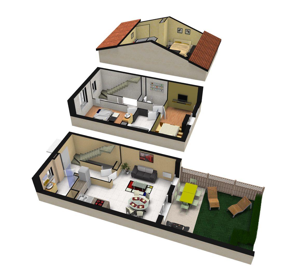 maquette virtuelle opaline 1 service maquette interactive
